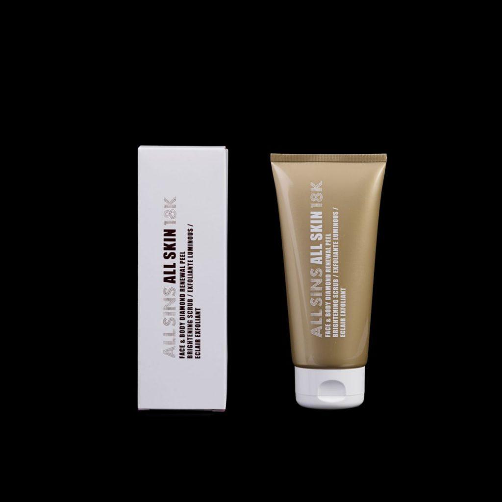 AS0022 Face & Body Diamond Renewal Peel Brightening Scrub REF+BOX