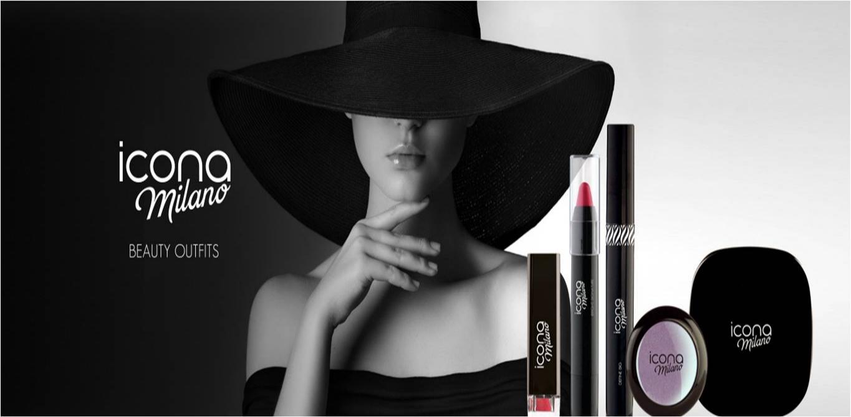Professional Make Up brands Icona Milano